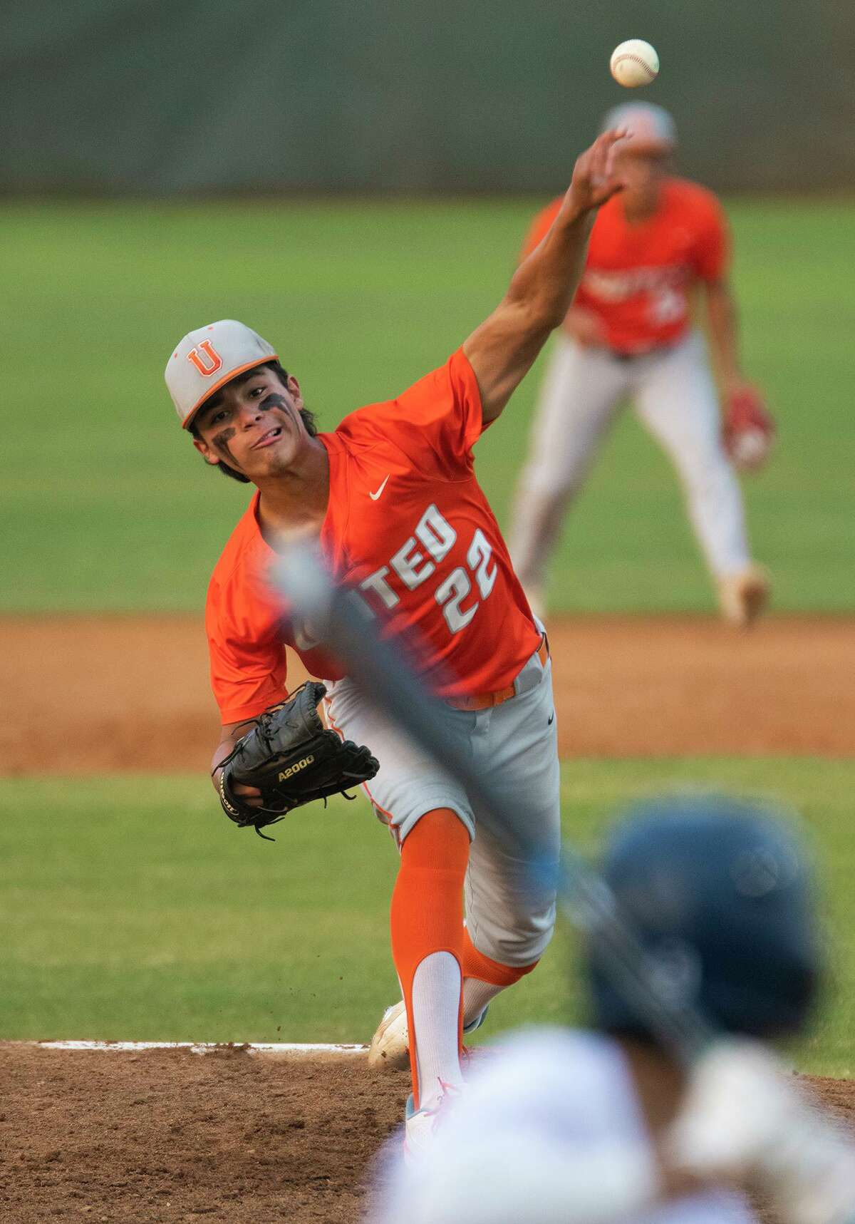 United's Albert Gonzalez shared this year's Pitcher of the Year honors.