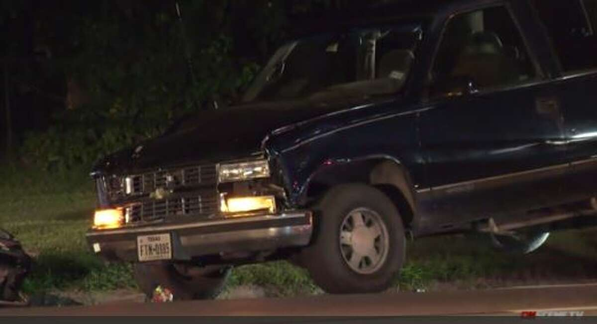 Two women and two children were injured after being hit by an SUV at 626 Austin St. on Monday, July 26, 2021.