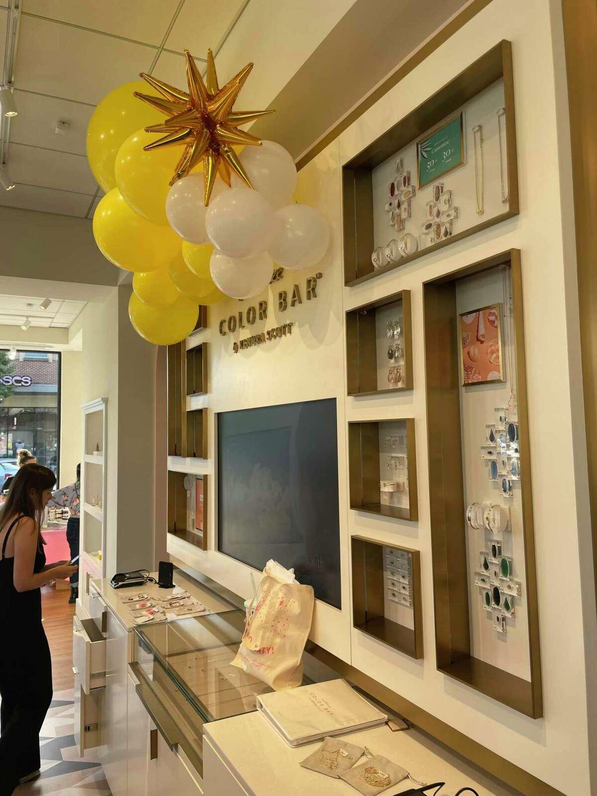 Kendra Scott opened a new permanent Katy location on Friday July 23, 2021