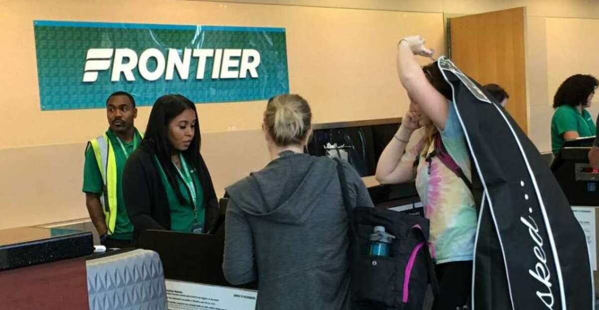 Frontier Airlines is adding flights to Orlando, Fla. from Stewart International Airport in Newburgh.