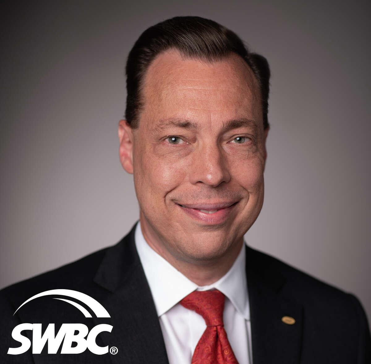 Blake Hastings, Senior Vice President of Corporate Development for SWBC.