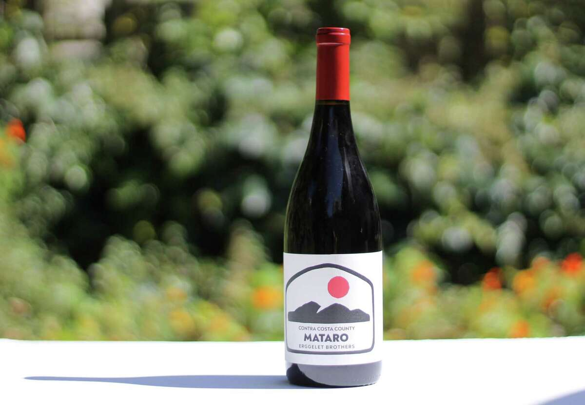 Erggelet Brothers Mataro, from the Del Barba Vineyard in Contra Costa County.