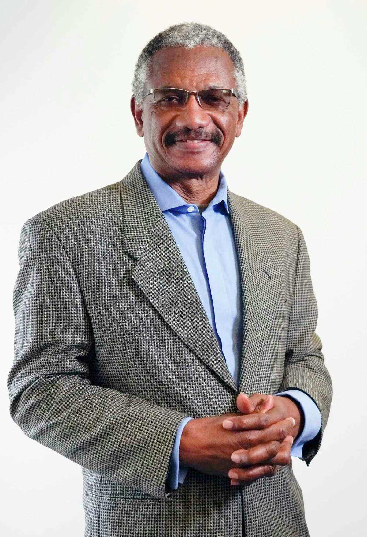 Harold V. Dutton Jr., candidate for State Rep 142 (D).