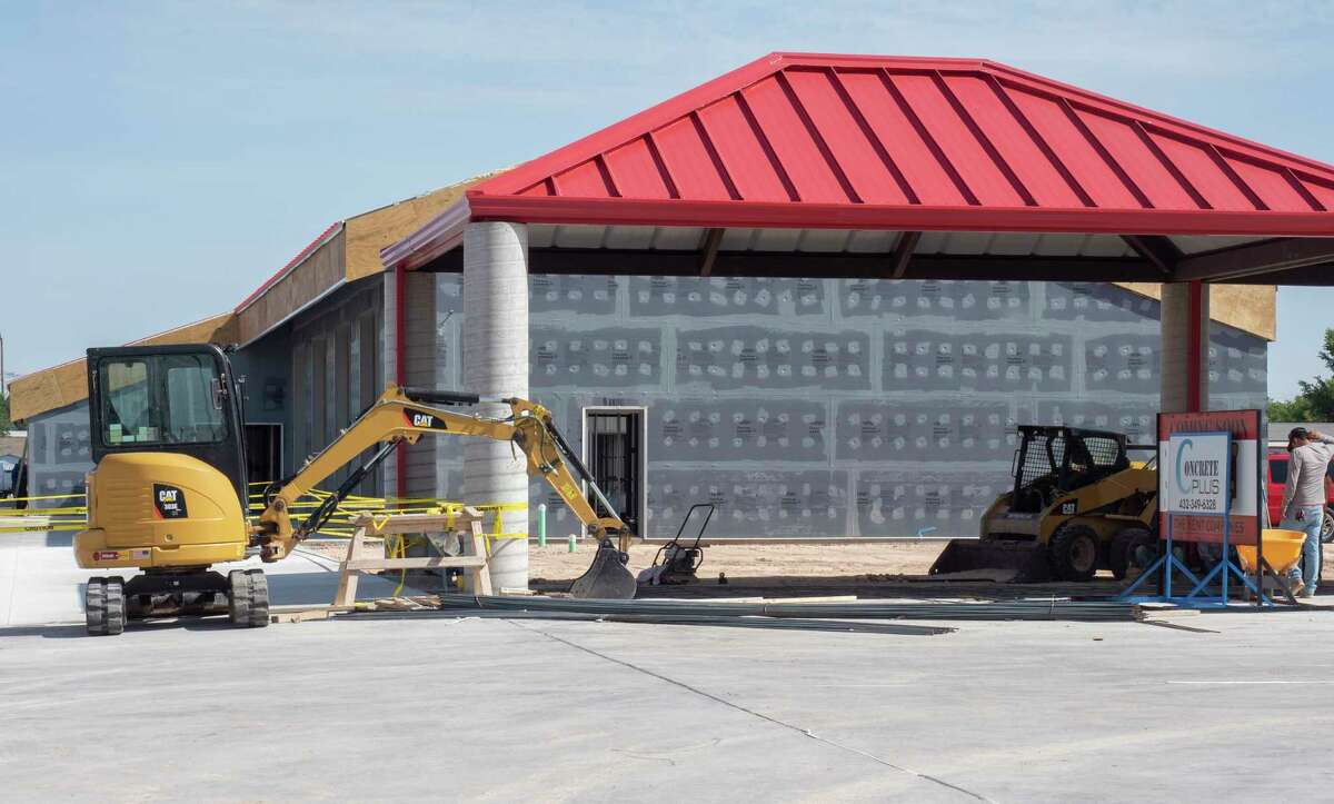 Kent Companies are building a joint Avis Lube and Kent Car Wash 07/27/2021 at 1605 Rankin Hwy. Tim Fischer/Reporter-Telegram