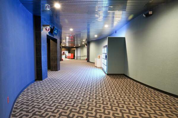 San Antonio-based Santikos Entertinament has taken over and transformed the previously owned Alamo Drafthouse theater in New Braunfels.