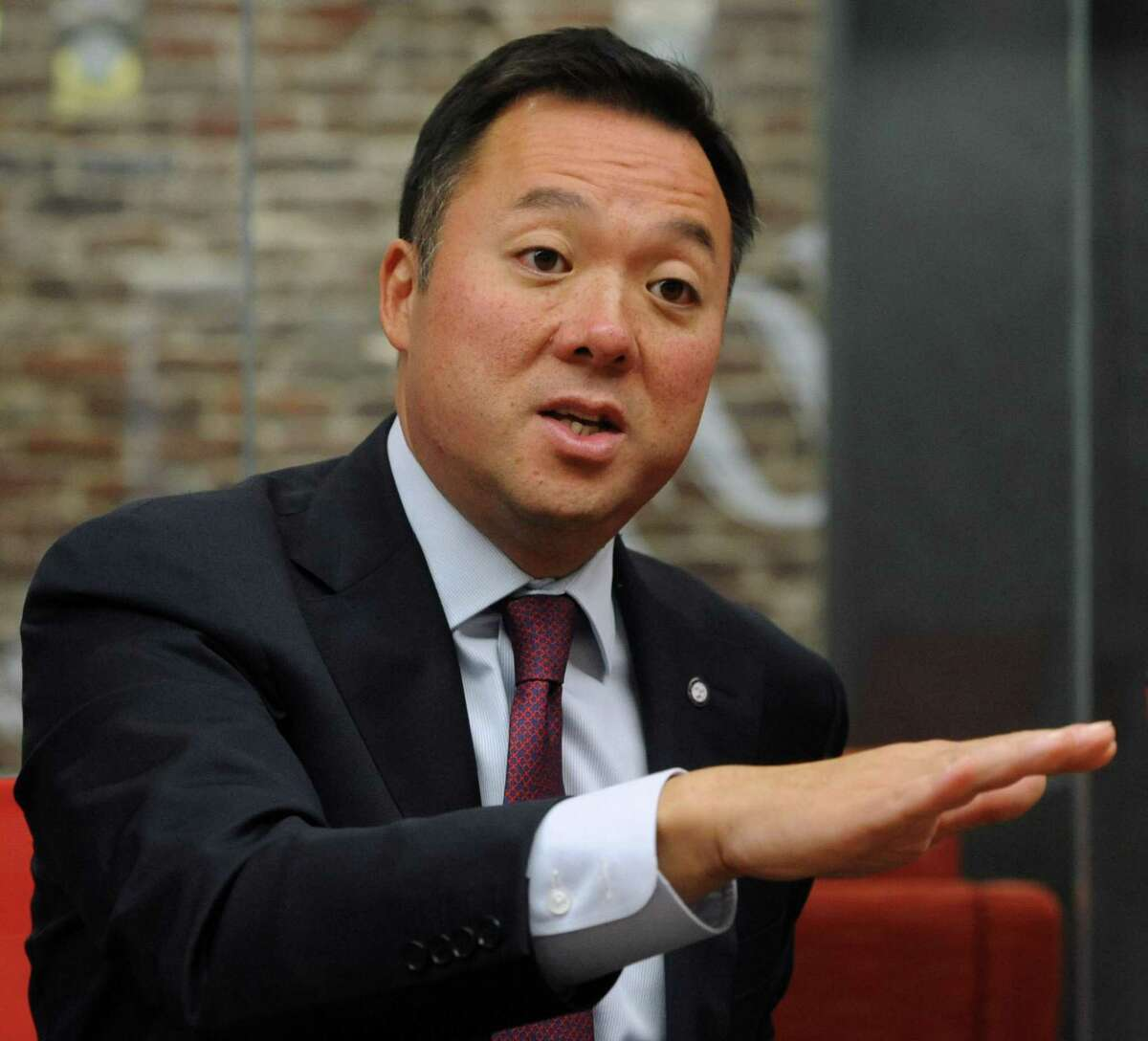 """""""We need stronger enforcement - whether from the FDA alone or in conjunction with the Department of Justice,"""" said Connecticut Attorney General William Tong. """"It needs to be stronger, and it hasn't been."""""""