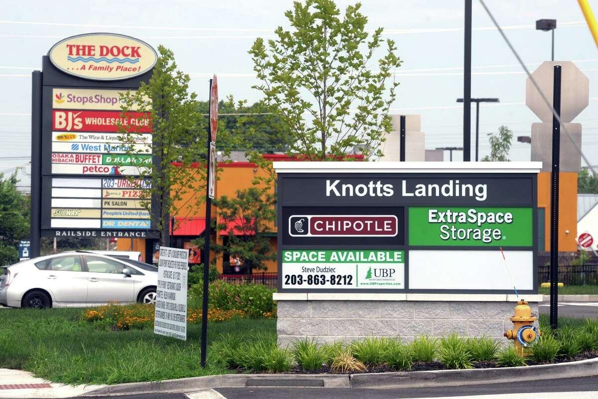 Knotts Landing, in Stratford, Conn. July 26, 2021.