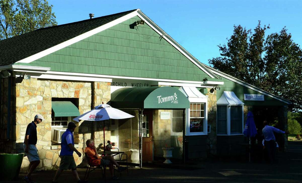 A view of Vazzy's 19th Hole Restaurant at Fairchild Wheeler Golf Course in Bridgeport, Conn., on Friday Oct. 20, 2017.