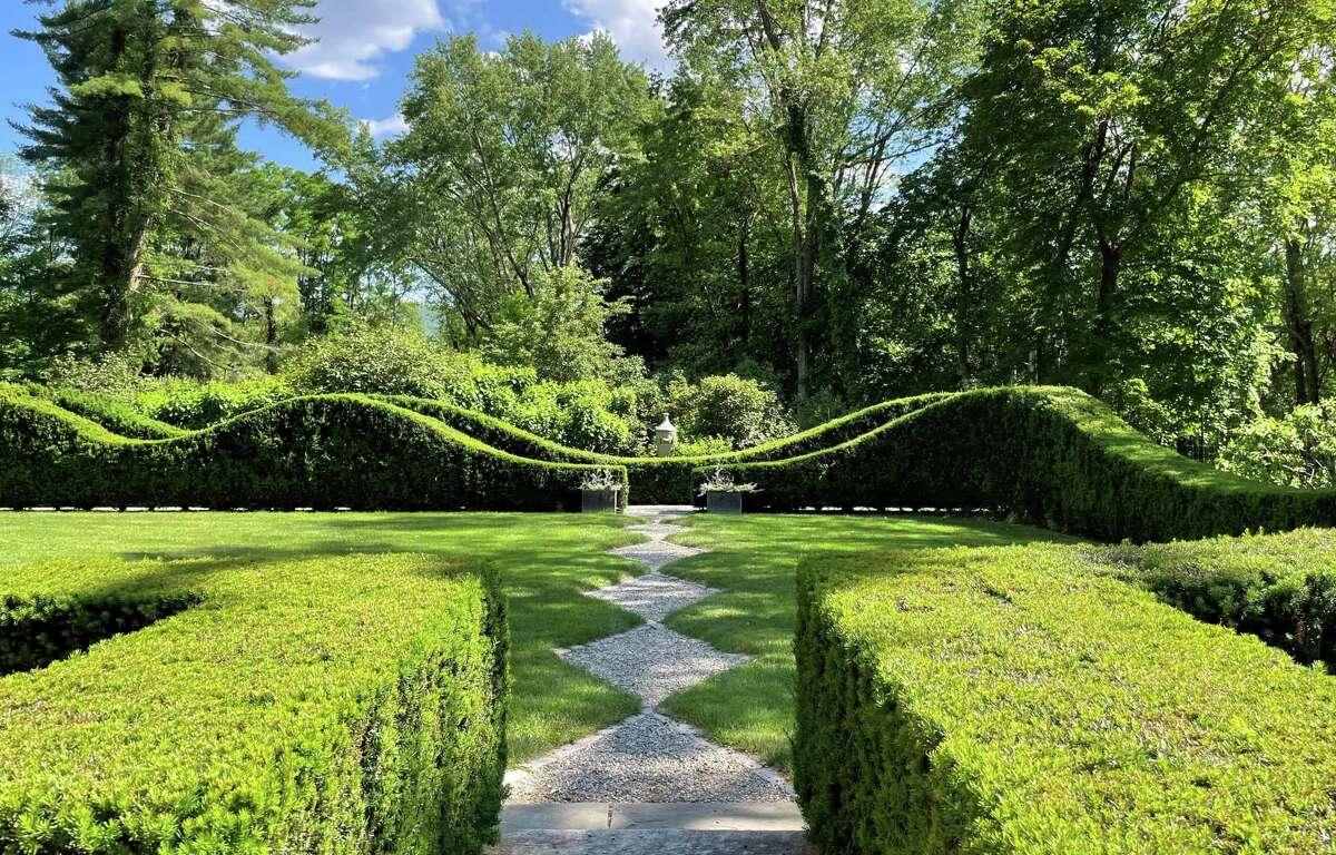 The garden of Bunny Williams, Falls Village.