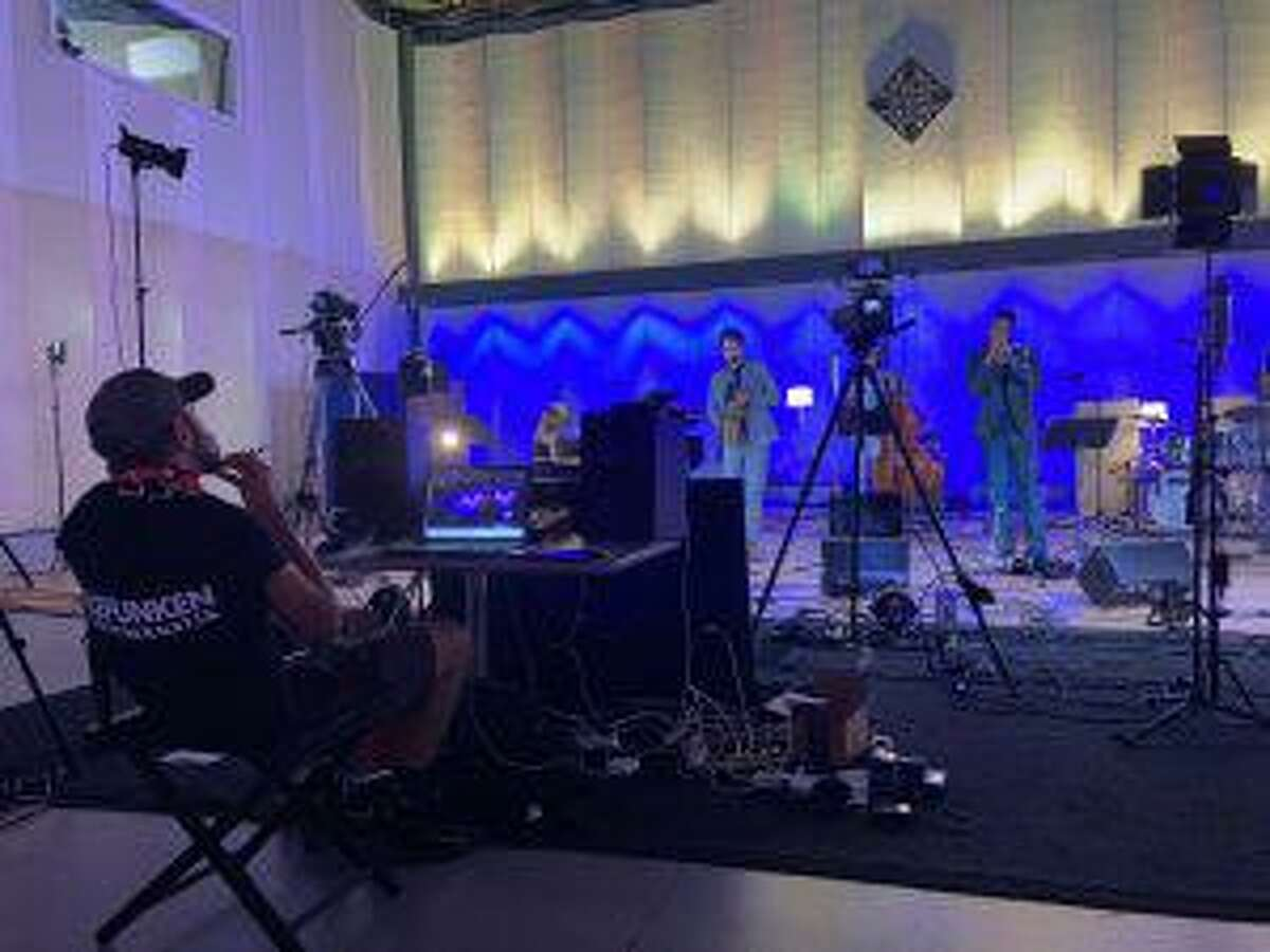 The Litchfield Jazz Festival will be presented live from the Telefunken Soundstage in South Windsor, in an online show.