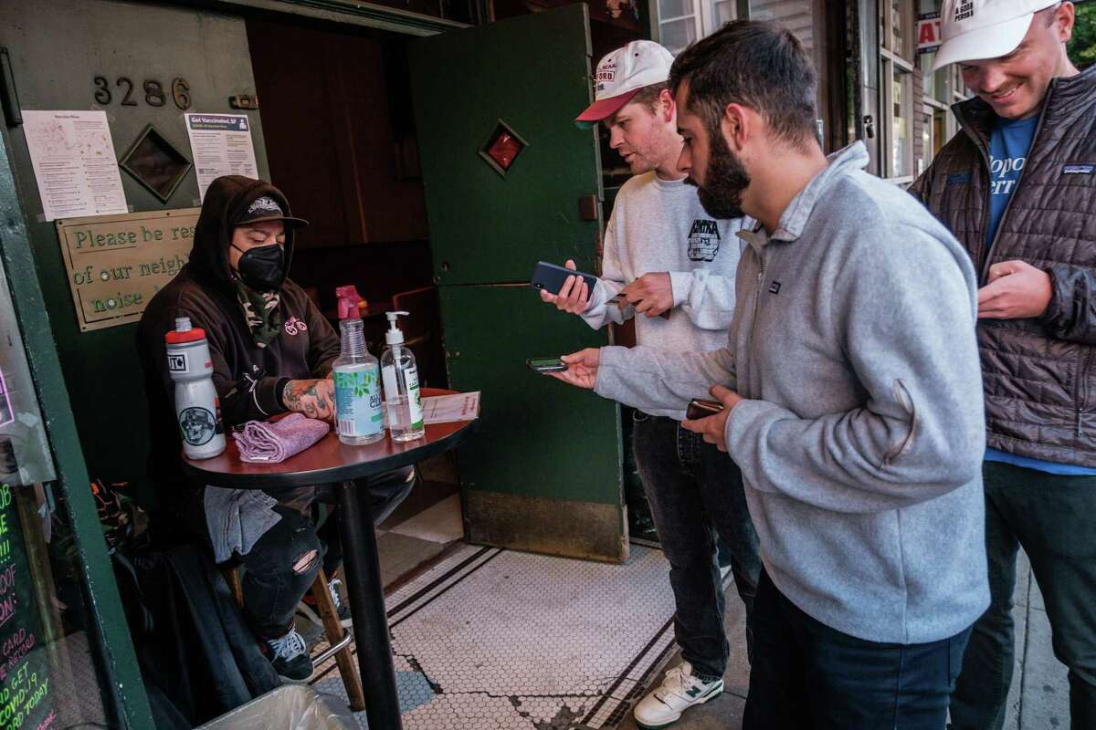 The Mission's Latin American Club is one of many S.F. establishments currently asking for proof of vaccination before entry.