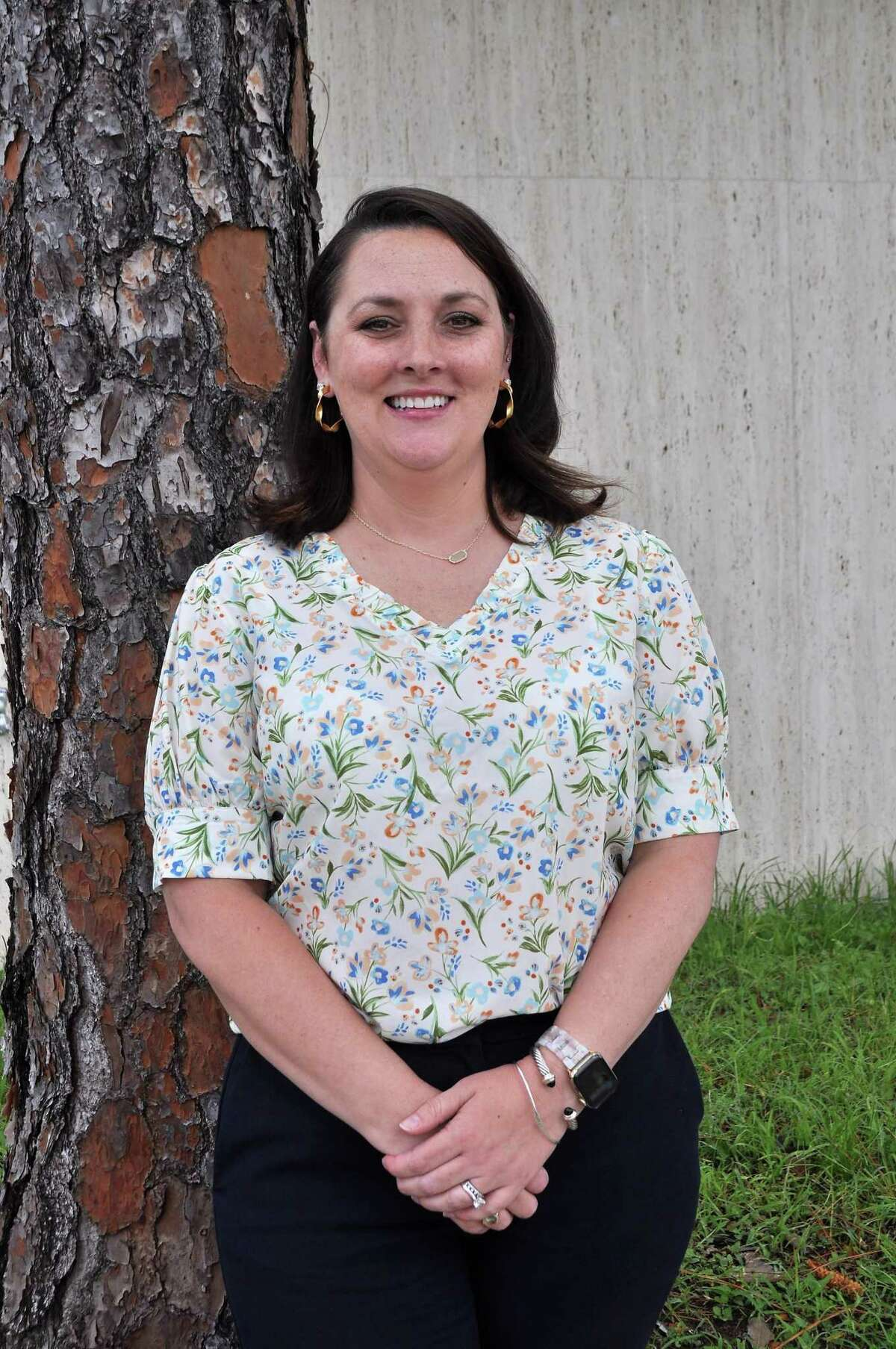Hillary Hiler is the new principal at Frostwood Elementary School