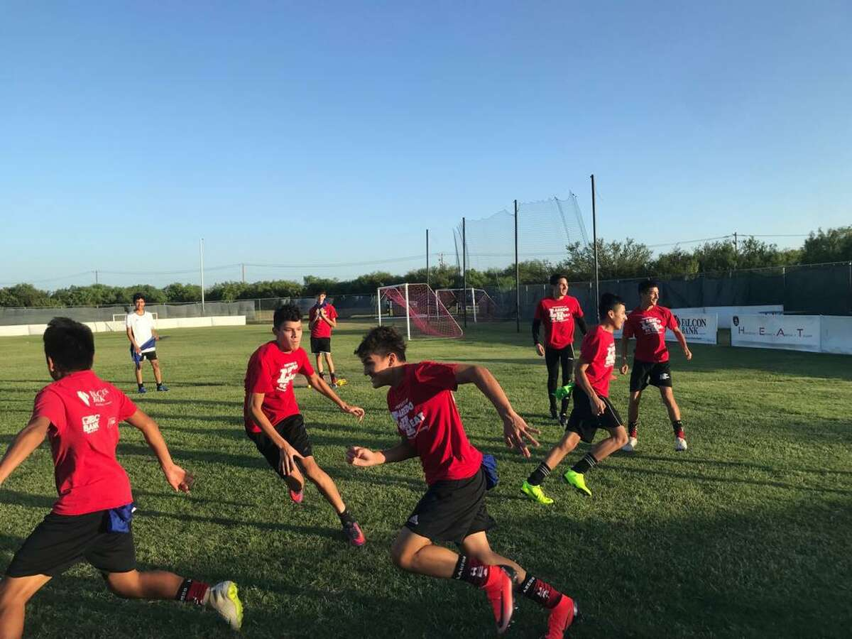 The Heat are holding U18 tryouts at 7 p.m. Wednesday and Thursday at the Laredo College South Campus.