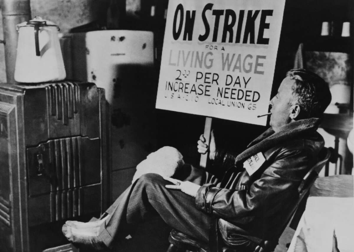 """History of workers' strikes in America Before the U.S. was even a nation, labor strikes drove significant social and economic change. From the founding of the first major U.S. labor union,the Knights of Labor, to the development of the American Federation of Labor and Congress of Industrial Organizations (AFL-CIO), labor unions have helped employees stand up to the companies they work for in order to secure higher wages, safer working conditions, and bigger benefits. Although the frequency of strikes and positive outcomes have fluctuated over the years, walkouts are still vehicles through which American workers can try to pressure management into offering better pay rates and improvements in working environments. Some periods of U.S. history saw higher incidents of labor stoppages than others, such as the years directly following World WarI and World WarII. Strikes in the U.S. became more prevalent during these periods than in other times, withwages and union recognition typically at the heart of the labor conflicts that arose inindustries like mining and automobiles. The Milwaukee Bucks' decision to stay off the basketball court on Aug. 26 showed a new kind of strike-a kind that goes beyond withholding labor to win concessions from an employer. This strike, the Bucks said in a statement from their locker room, was to demand action from Wisconsin lawmakers in response to the police shooting of Jacob Blake, a Black father shot in front of his children in Kenosha, Wisconsin. """"Despite the overwhelming plea for change,""""..."""