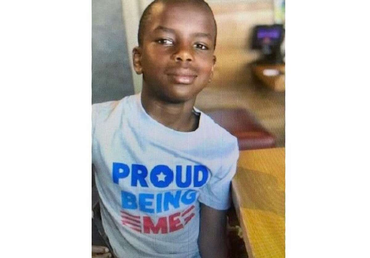 Oakland Police Department said Garrion Watson, a 12-year-old Oakland boy, was found Wednesday after a brief search.