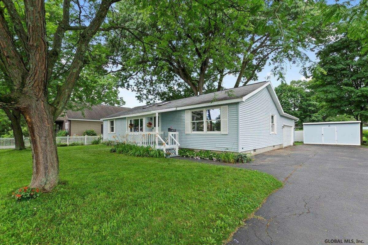 $399,900. 19 Worth St., Saratoga Springs. View listing.