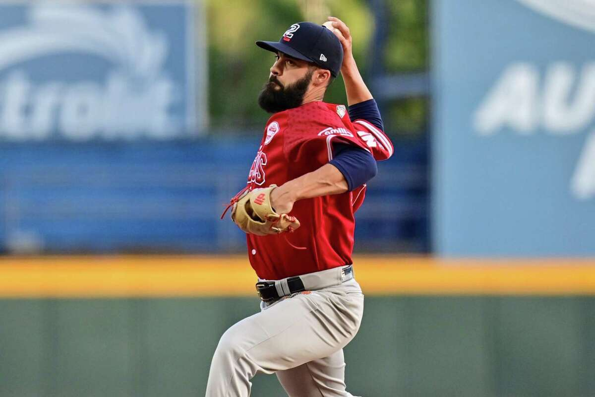 Josh Roeder and the Tecolotes Dos Laredos fell in extra innings against the Acereros de Monclova on Tuesday.