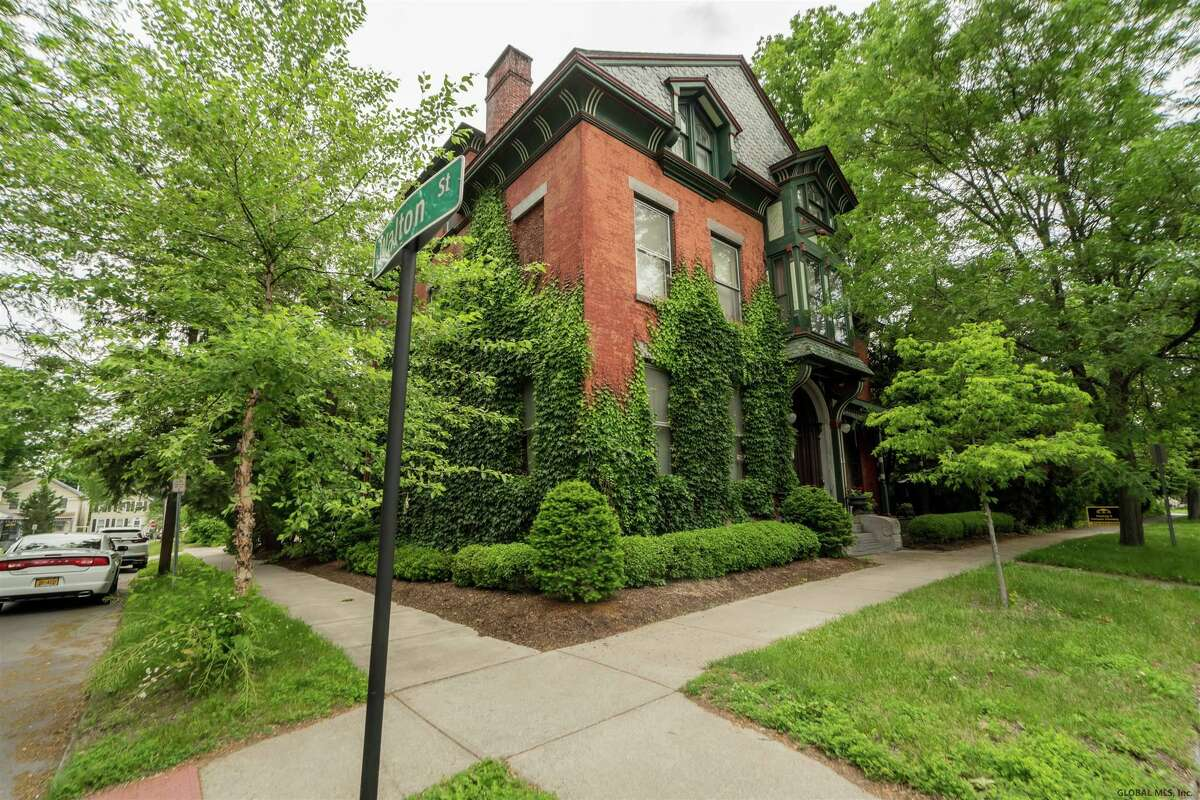 $1.990,000. 75 Clinton St., Saratoga Springs. View listing.