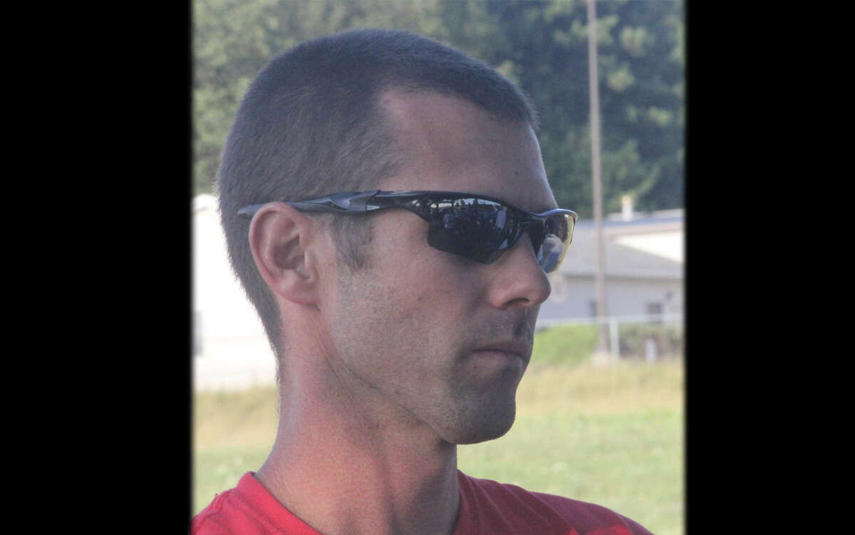 Chippewa Hills cross country coach Zach Hatfield will open practices with his runners on Aug. 9.