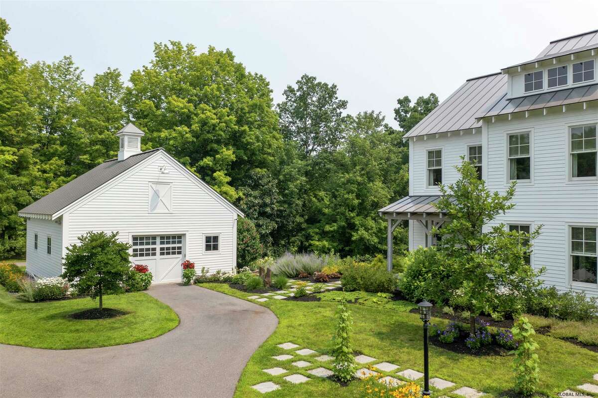 $2,199,000.54 Nelson Ave. Ext., Saratoga Springs. View listing.