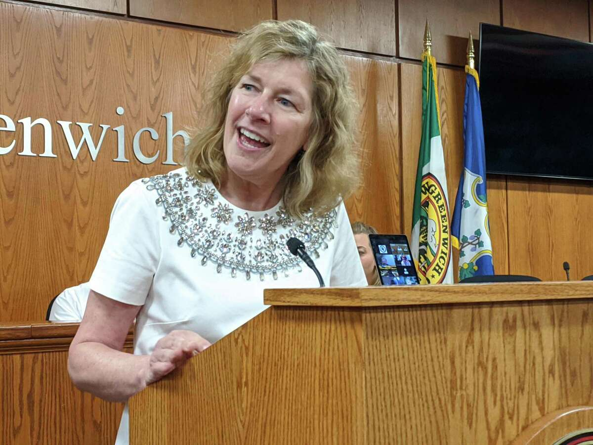 The Greenwich Republican Town Committee unanimously backed First Selectman Fred Camillo and Selectwoman Lauren Rabin for another term on Tuesday night. The RTC also backed Jackie Budkins to succeed her mother Carmella Budkins as town clerk and set up a four way race for two Republican seats on the Board of Education.
