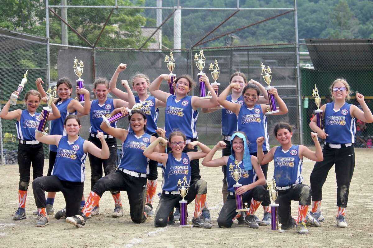 Brookfield Burn U10 girls' softball team is headed to Florida for the World Series today.