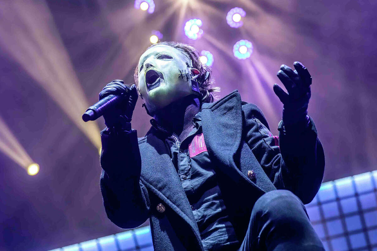 See Slipknot for $20 on Friday, Oct. 29 at the Cynthia Woods Mitchell Pavilion in Woodlands, TX.