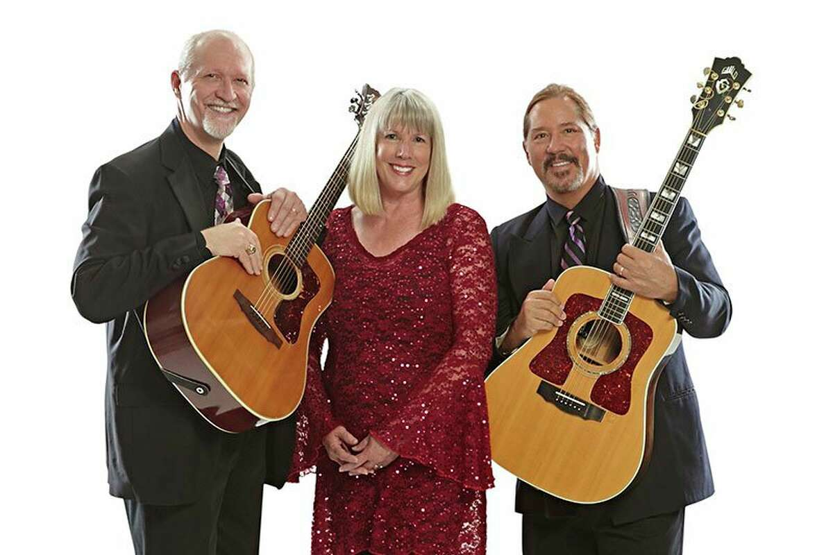Peter, Paul & Mary Remembered will perform at 7 p.m. on Mondayin the Onekama Village Park on M-22 as part of thePortage Lake Association's Monday Night Concert in the Park series. (Courtesy photo)