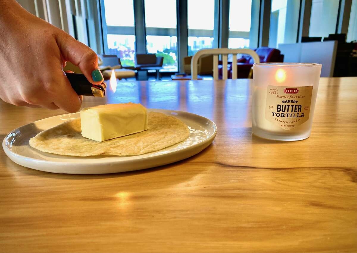 Does H-E-B's butter tortilla candle stand up to the real thing?
