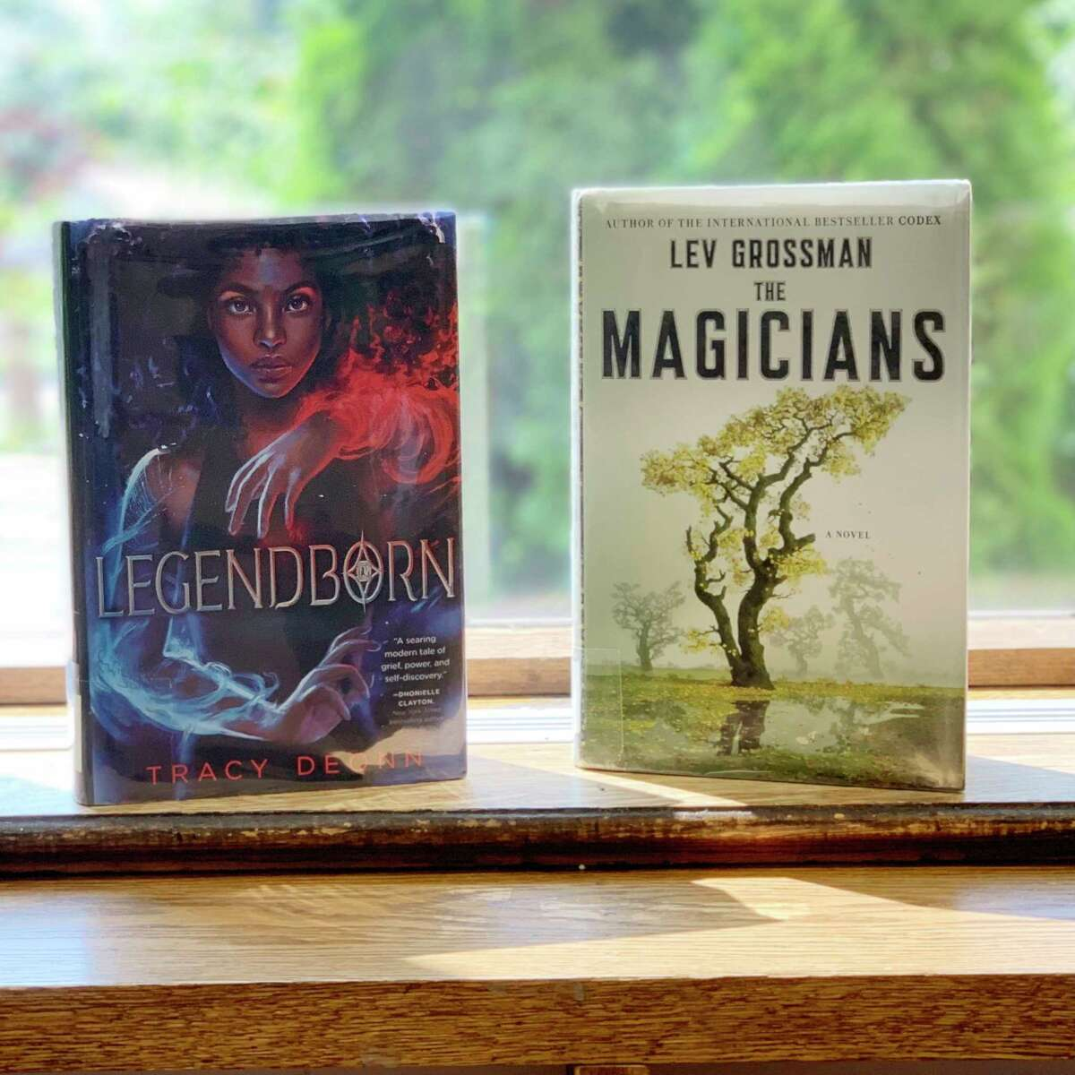 """Tracy Deonn's """"Legendborn"""" follows Bree as she infiltrates a magical secret society to find out more about what happened the night her mother died. Will Bree find more than she bargained for -- and will she use it to help the secret society or take them down?(Courtesy photo)"""