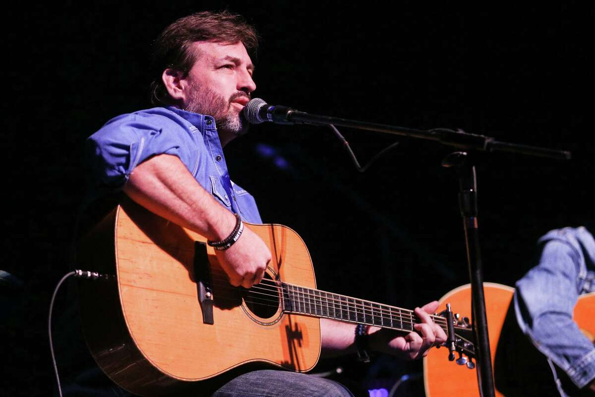 Musician Tony Ramey performs in Conroe at the Crighton Theatre in 2017. Ramey will perform on Aug. 7 at Red Brick Tavern with Debbie Glenn, Don Rollins and Bernie Nelson.