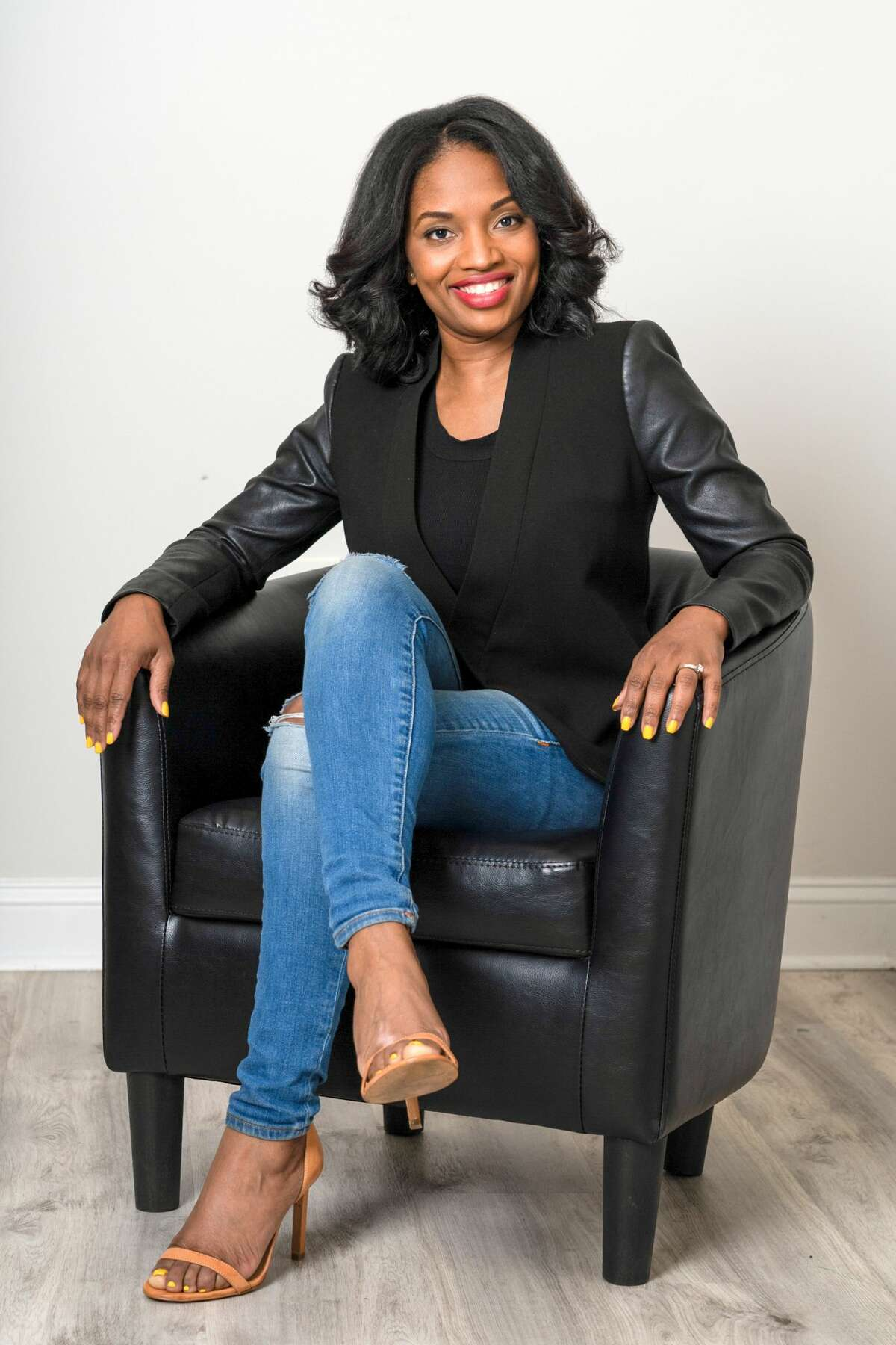 Nathaalie M. Carey, Women@Work executive boardmember and magazine columnist. She is senior vice president, industry affairs and social responsibility at NAREIT.