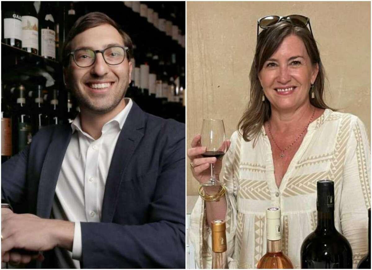 Wendy Heinicken Gobbi and Simon Haidamous grew up in the Houston suburbs.
