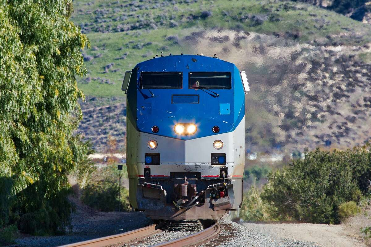 Not feeling the drive from the Bay Area to Tahoe? Here's what it's like to take Amtrak.