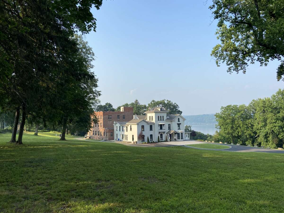 Soon-to-open distillery and hotel Hudson House in West Park is a former Catholic monastery. It may no longer be a spiritual center, but the miles of trails on the property and views of the Hudson River promise a rejuvenating stay.