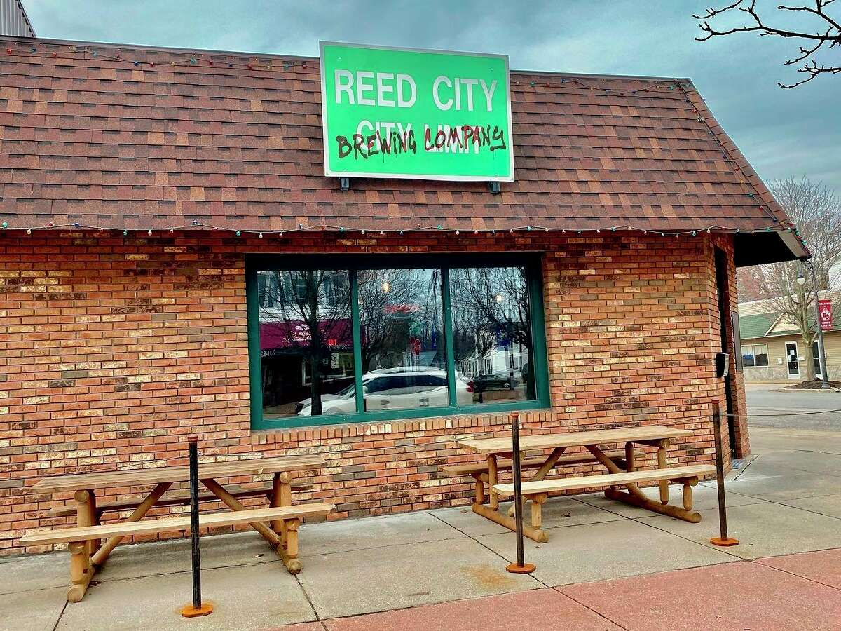 Reed City Brewing Company plans to increase its outdoor seating area in order to accommodate its growing business following approval by the city council to expand space for seating. (Photo courtesy of Facebook)