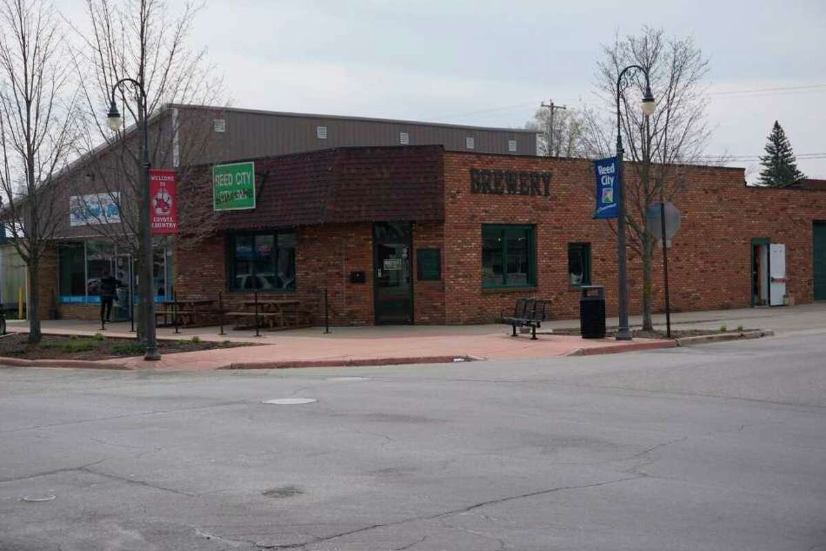Reed City Brewing Company plans to increase its outdoor seating area in order to accommodate its growing business following approval by city commissioners to expand space for seating. (Pioneer photo/Joe Judd)