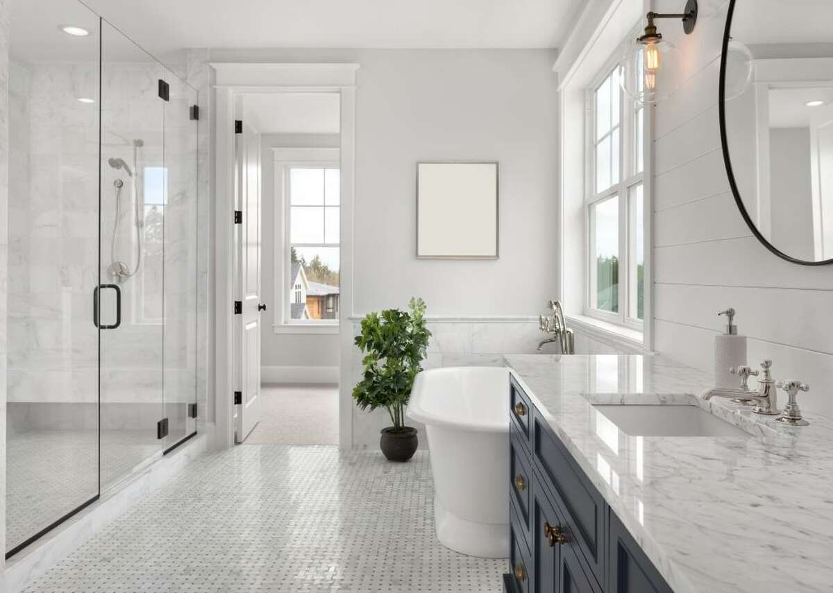 #6. Upscale bath remodel - Average cost: $75,692 - Average resale value: $41,473 - Percentage of cost recouped: 54.8% The CVV Report's upscale bathroom remodel assumes expanding within the original home's footprint a 35-square-foot bath to 100 square feet, moving fixtures, and installing electric in-floor heat, among numerous other upgrades. This renovation may feature attractive amenities like a freestanding soaker tub, high-end fixtures, and a custom drawer base, but it doesn't add up to a high ROI. Instead of springing for an upscale bath remodel, consider more simple cosmetic fixes-like replacing broken tiles or fixtures, updating an old backsplash or floor, or installing new countertops. Some metrics suggest nearly a $1.75 return on every $1 spent for these more minor upgrades.