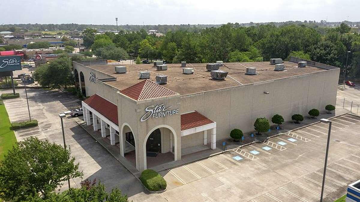 Bel Furniture purchased the 60,935-square-foot former Star Furniture furniture building at 7111 FM 1960.