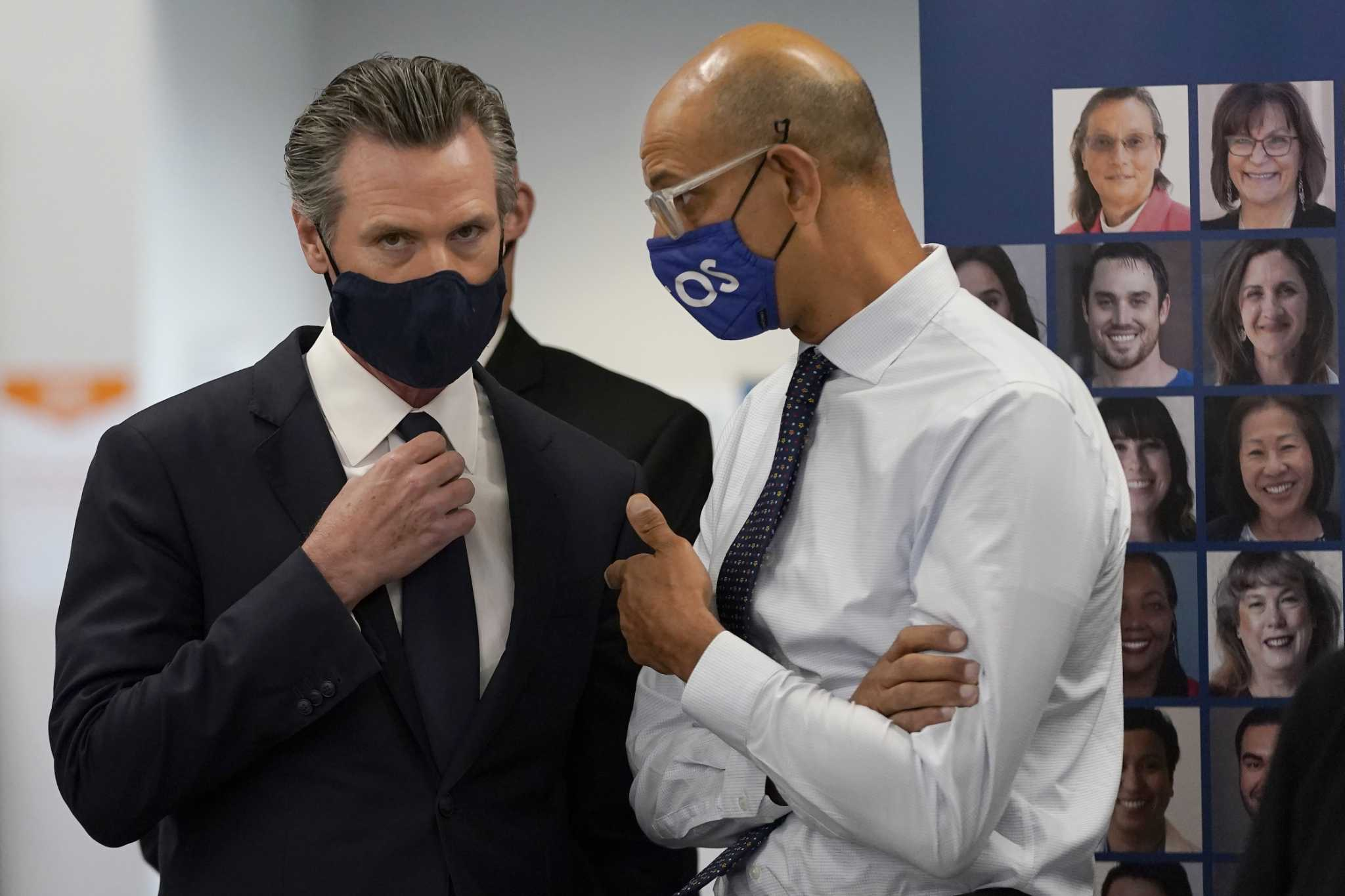 California now recommends indoor masks for everyone following CDC delta variant guidance - SFGate