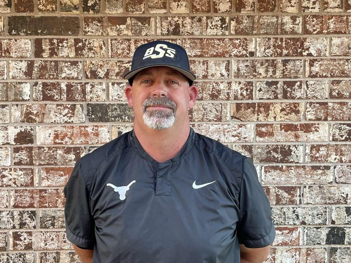 Big Spring coach Brad Harman