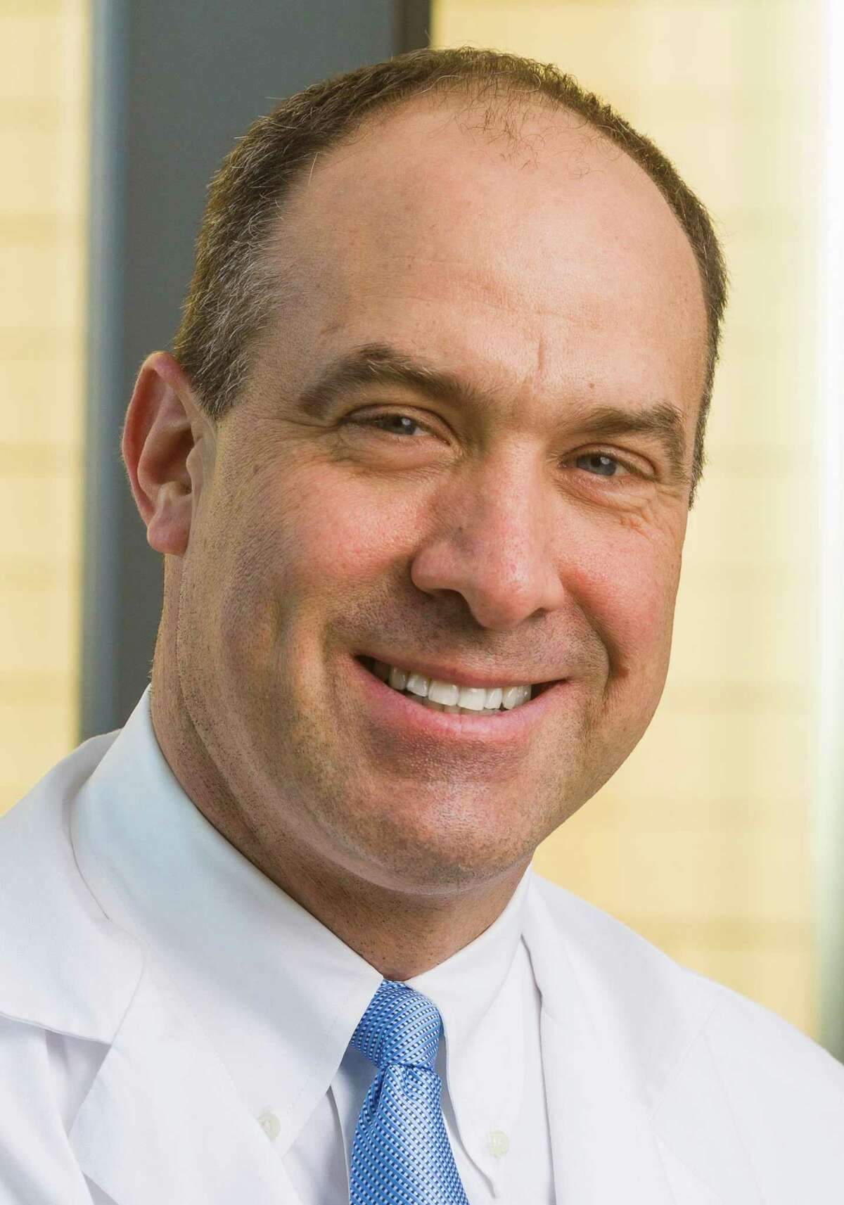 Dr. Thomas Balcezak, chief clinical officer of Yale New Haven Health.