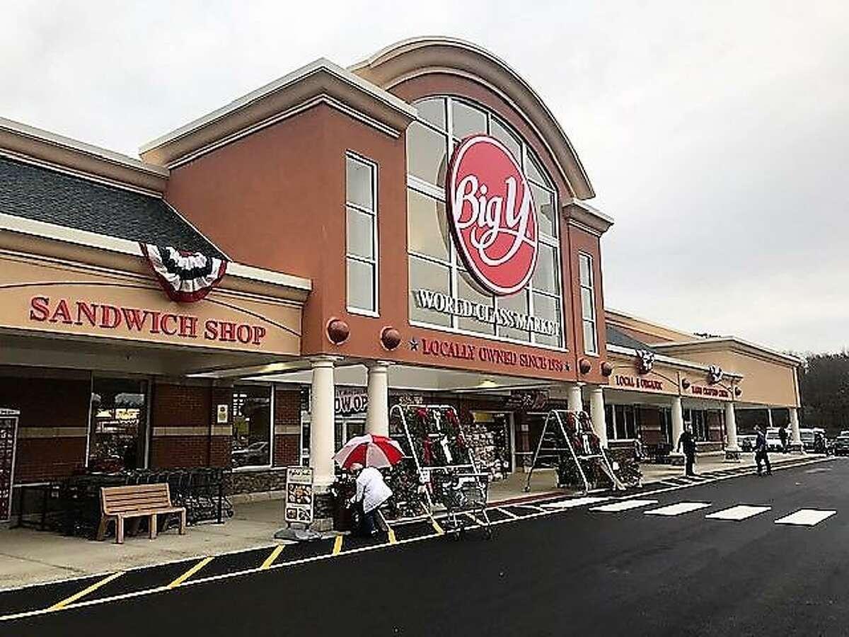 The Big Y supermarket in Derby.