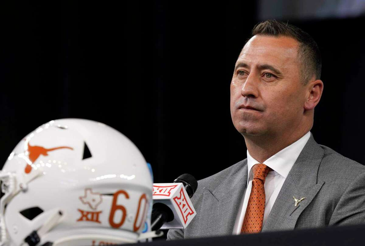 While Big 12 opponents will be on the mind of first-year Texas coach Steve Sarkisian this fall, he'll simultaneously be preparing to sell recruits on the Southeastern Conference.