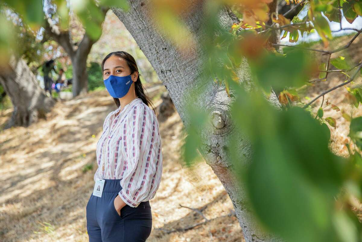 """Christine Molina has continued to wear masks indoors all along, but says the new guidance is a """"bummer."""""""