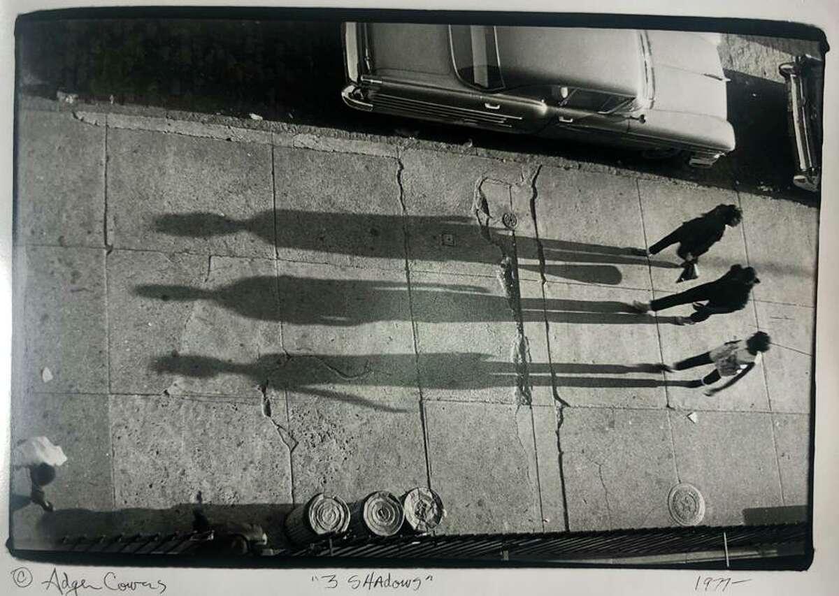 """Adgar Cowans, photograph """"Three Shadows"""""""