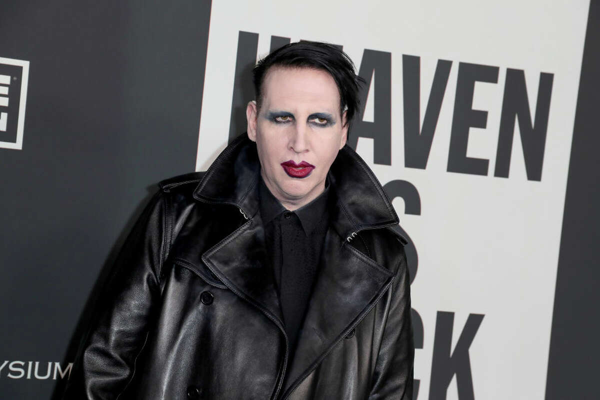 Marilyn Manson attends The Art Of Elysium's 13th Annual Celebration - Heaven at Hollywood Palladium on January 04, 2020 in Los Angeles, California.