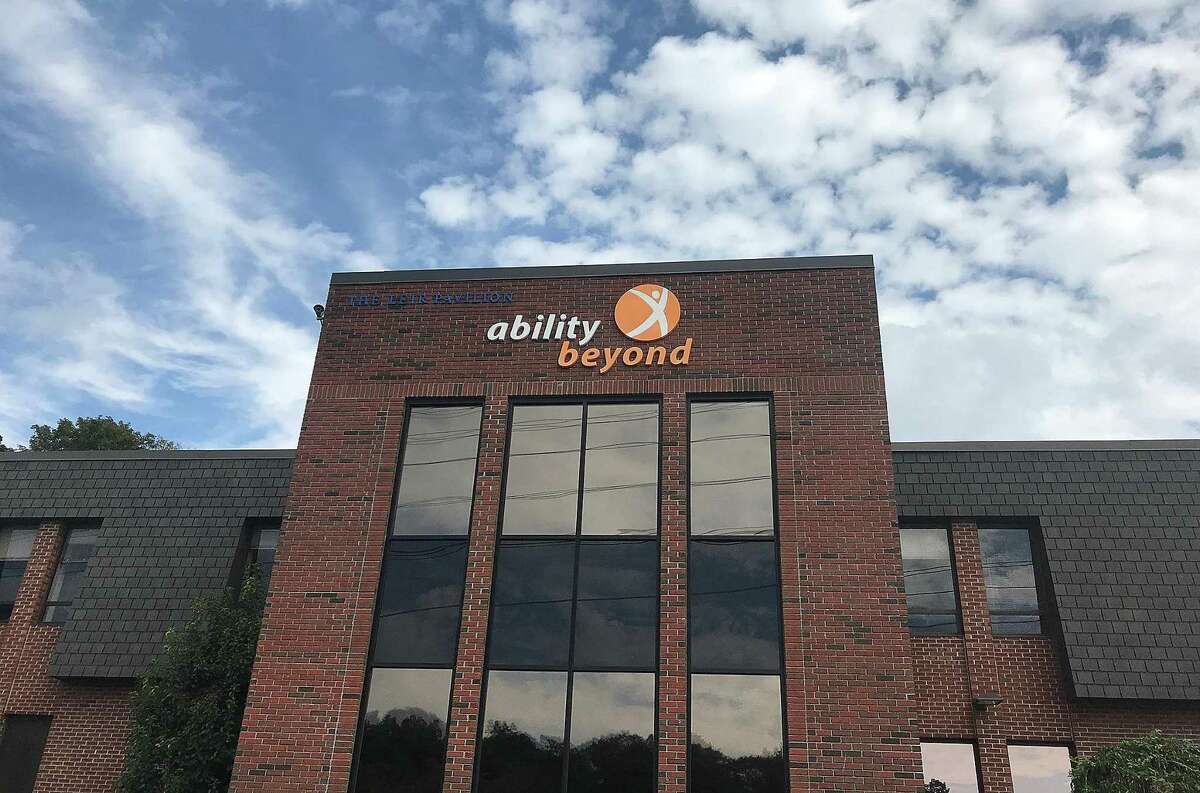 Ability Beyond offices at Bethel, Conn., on Wednesday, Sept. 19, 2018.