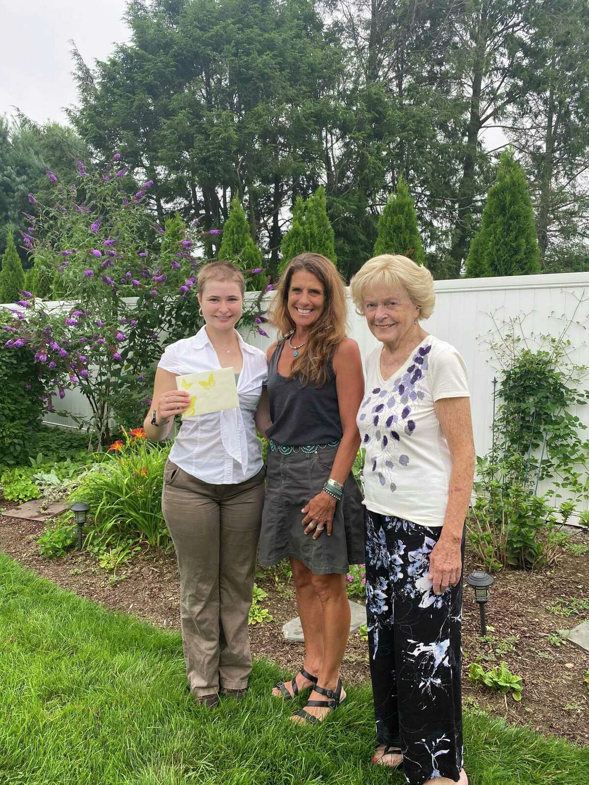 The Greenfield Hill Garden Club of Fairfield has selected Clare Corcoran as recipient of its $1,000 scholarship awarded for a student pursuing horticulture and environmental studies. Entering her junior year in the Rubenstein School of Environmental and Natural Resources at the University of Vermont, Corcoran is a resident of Fairfield.