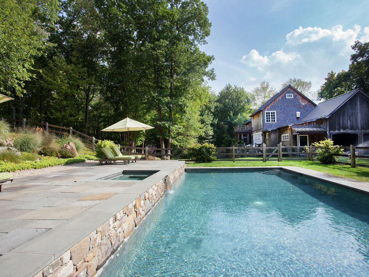 The house at 50 Painter Ridge Road in Washington is on the market for $3,900,000.